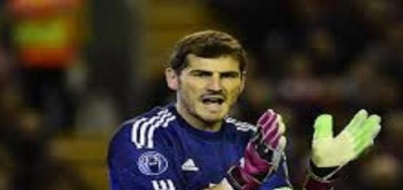Casillas pode estar de saída do Real Madrid
