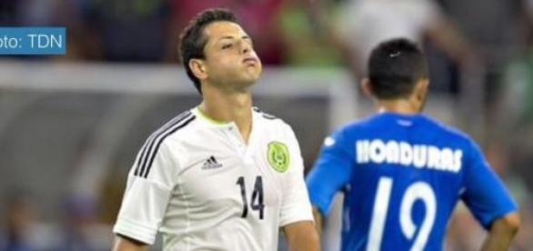 México empató sin goles con Honduras