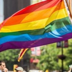 Protest środowisk homoseksualnych