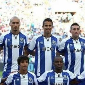 Alex Sandro de saída do FC Porto.