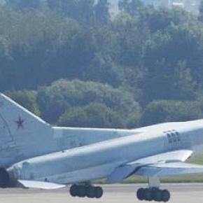 Bombardier strategic supersonic TU-22 M3-Backfire