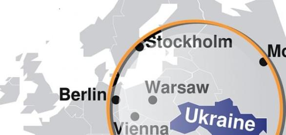 Refugiaţii din Ucraina se orientează spre vecini