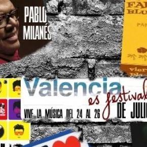 Valencia se disfruta más con música en directo