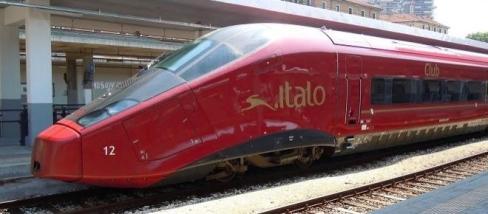 Απεργία Italo τρένα, την Κυριακή 26 του Ιούλη