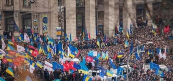 Seit dem Jahr 2014 herrscht in der Ukraine Krieg