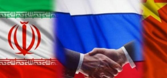 Noul pol de putere China-Rusia-Iran