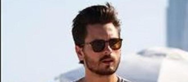 <p>Scott Disick</p>    <p>Photo credit: Twitter </p>
