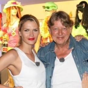 Sarah, Walter und Angelina © RTL/Frank W. Hempel