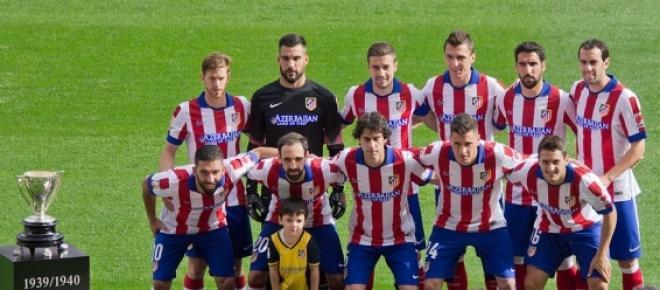 El Atlético de Madrid tiene muchas caras nuevas