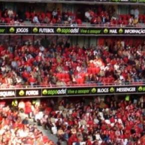 O Benfica tem mais um jogo de preparação