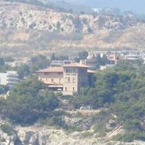 Palacio de Marivent en Mallorca
