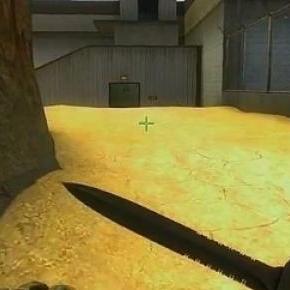 Z nożem na plażę - to może się zdarzyć.