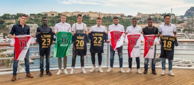Monaco misera sur la jeunesse cette saison