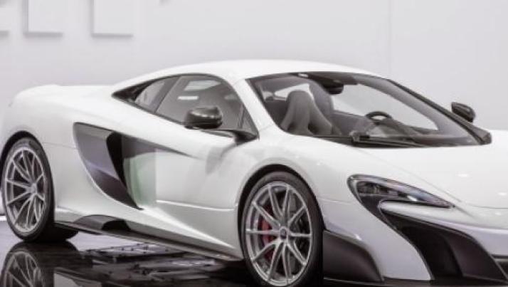 Nuova McLaren LT675, costruiti 500 esemplari