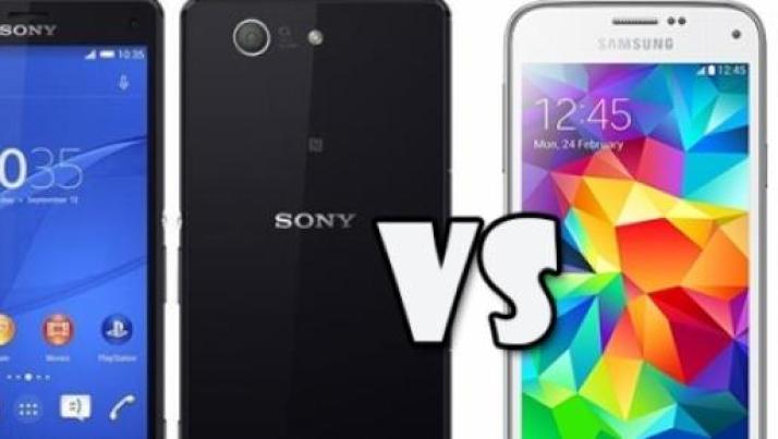 Samsung Galaxy S5 Mini vs Sony Xperia Z3 Compact: confronto prezzi e specifiche tecniche