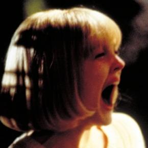 Drew Barrymore in Scream, it never gets old.