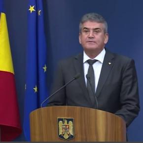 Gabriel Oprea Sursa foto: gov.ro