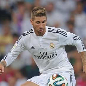 Sergio Ramos vai continuar no Bernabéu.
