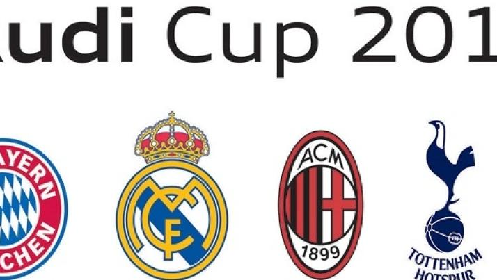 Milan-Bayern Audi Cup 2015: data, orario, dove in televisione
