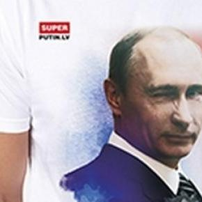 Putin a devenit un brand international