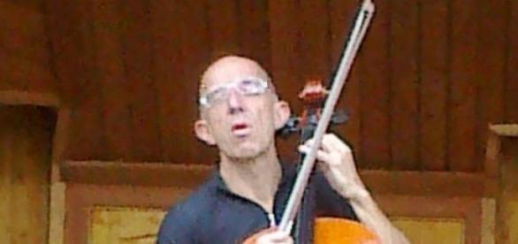 Андре Мергентхалер во время московского концерта