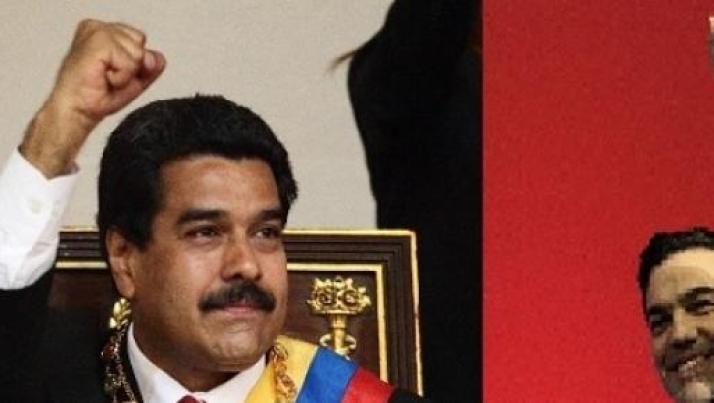 Solidarietà di Maduro a Tsipras e a tutto il popolo greco