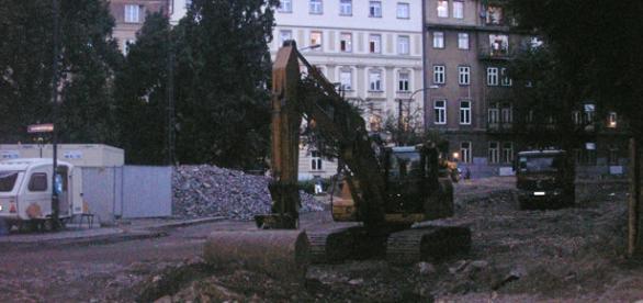Remont ciągu ulic Dunajewskiego i Basztowej.