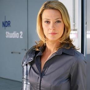 Journalistin Anja Reschke (42), Foto: NDR