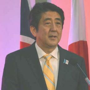 Prim-ministrul Japoniei - Shinzo Abe