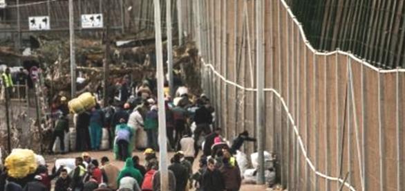 Imigranții. Sursa foto: Gulliver/GettyImages