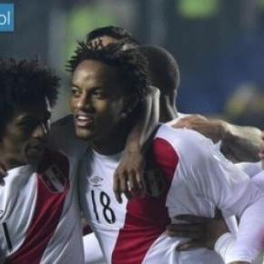 Perú le ganó a Paraguay y es tercer lugar