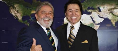 "Silvio Santos ""proíbe"" críticas ao governo"