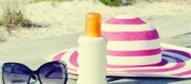 Защититесь от агрессивного солнца!
