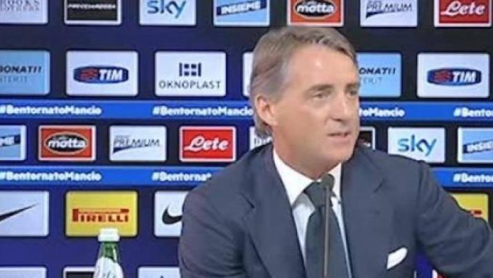 Inter, Mancini: 'Siamo da scudetto, conosco già il prossimo colpo'