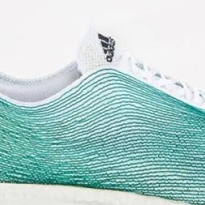 Adidas makes eco-trainers from trash