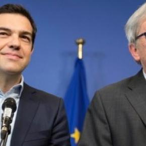 Tsipras-Junker sursa: primeminister.gov.gr