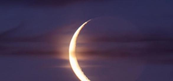 Красавица Луна - королева тьмы