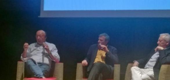 "Luciano Moggi ospite a Perugia di ""Football Fest"""