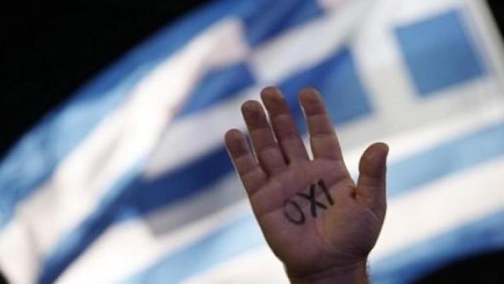 """Referendum Grecia: vittoria del """"no"""", grande festa ad Atene"""