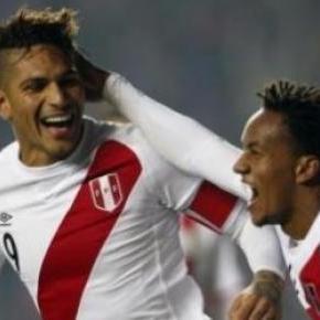 André Carrillo brilhou na Copa América
