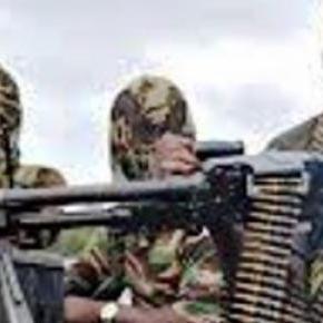 Organizacja islamskich terrorystów Boko Haram
