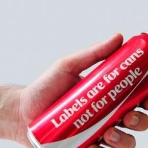 """""""Labels are for cans, not for people"""""""