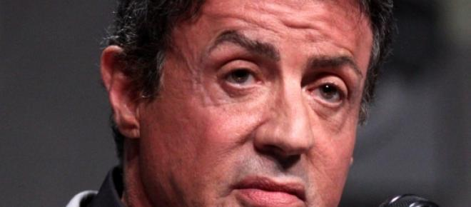 O Sylvester Stallone ως star του Hollywood