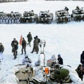 Exerciţii militare în Nordul Arctici