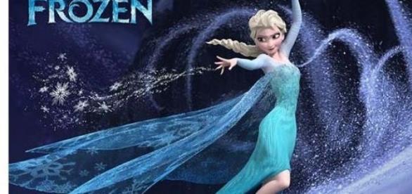 Эльза - одна из главных героинь Frozen