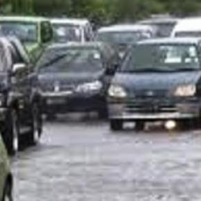 Ulewne deszcze przyczyną powodzi