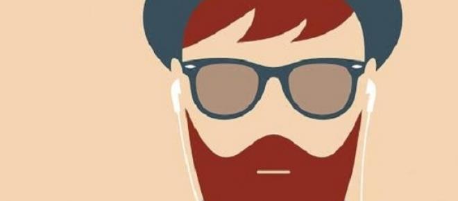 mascul cu barba