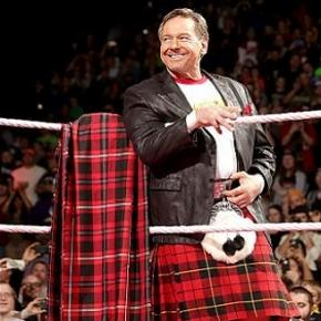 'Hot Rod' 'Rowdy' Roddy Piper. Foto: WWE