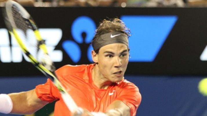 Tennis: Nadal trionfa ad Amburgo