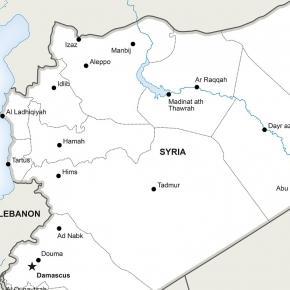 Syrien: Seit Jahren vom Krieg gebeutelt.